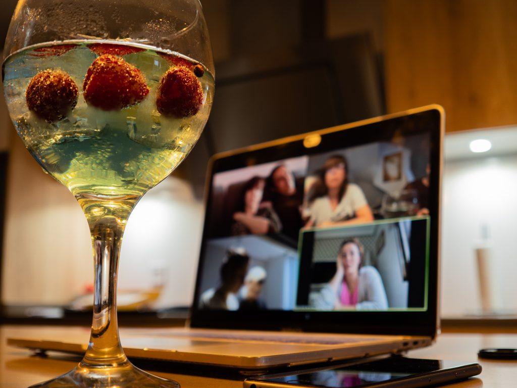 virtual happy hour ideas